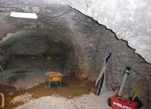 Rénovation d'une cave à Aubenas