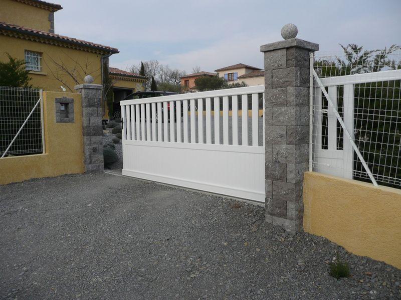 Création de clôtures