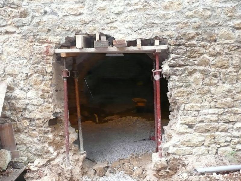 Rénovation d'ouverture