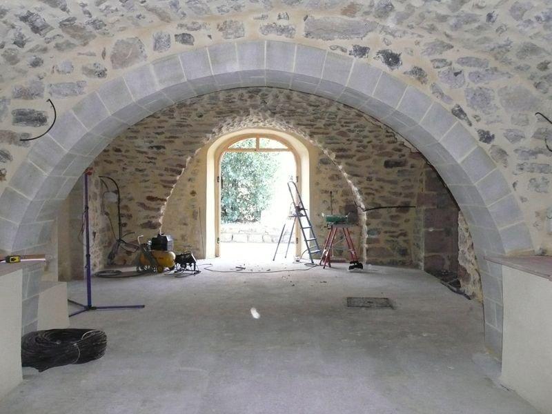 Rénovation de caves